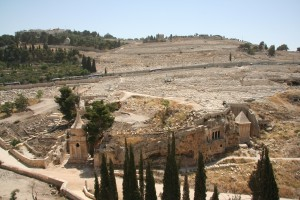 Tombs at Kidron Valley