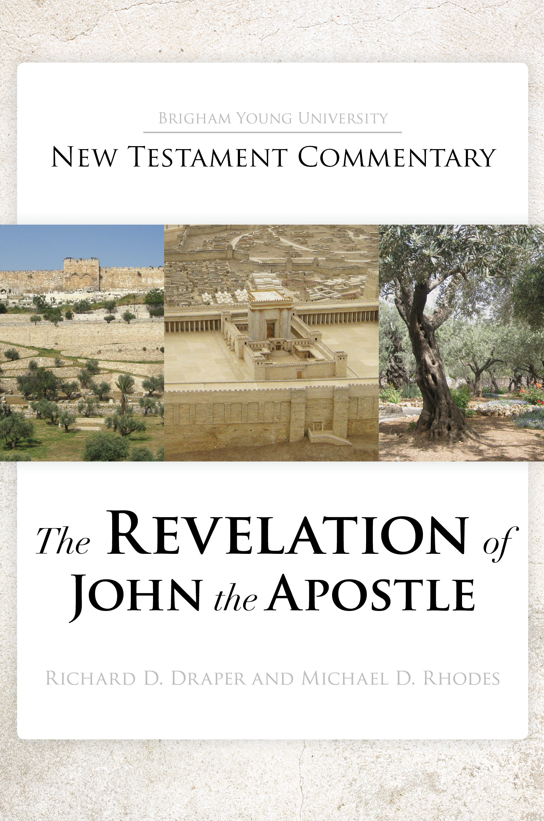 Byu new testament commentary review of the revelation of john the apostle fandeluxe Images