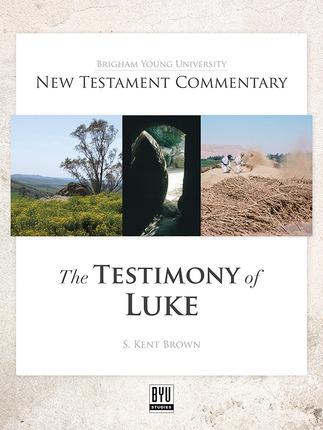 New Testament Gospel Doctrine Lesson 25: Matthew 26:36–46; Mark 14:32–42; Luke 22:39–46. Also, BYU's New Testament Commentary