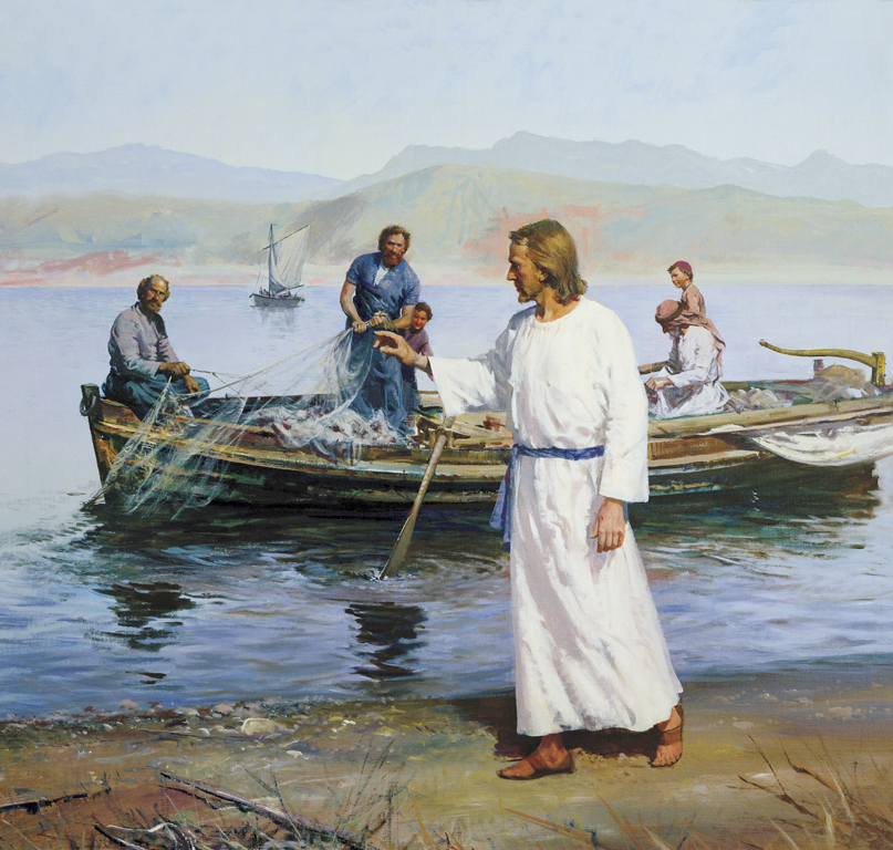 The Miraculous Catch of Fish | BYU New Testament Commentary