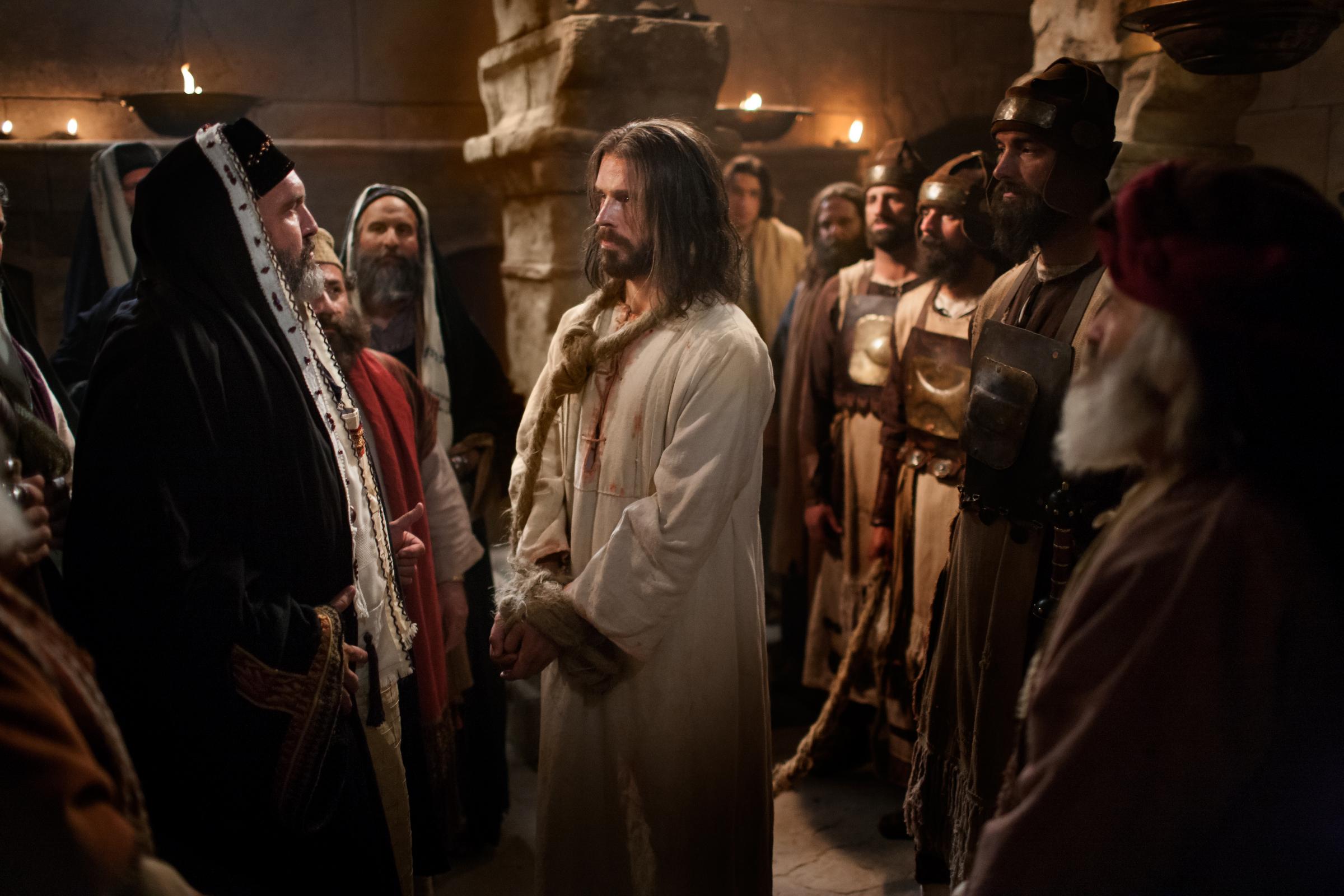 Image result for Jesus Jewish trial